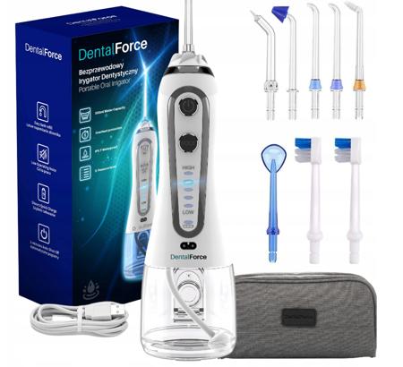 Irygator dentystyczny DentalForce DFOI6005W