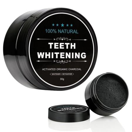 Proszek do wybielania zębów - Węgiel aktywny 30g